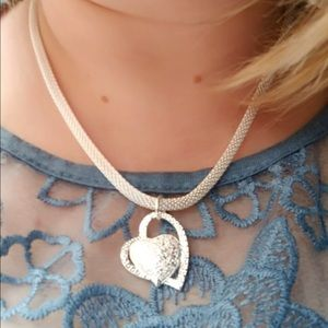 Jewelry - Mesh Rope Chain Necklaces & Pendants 925 Jewelry